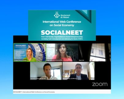 Socialneet international online conference - speakers