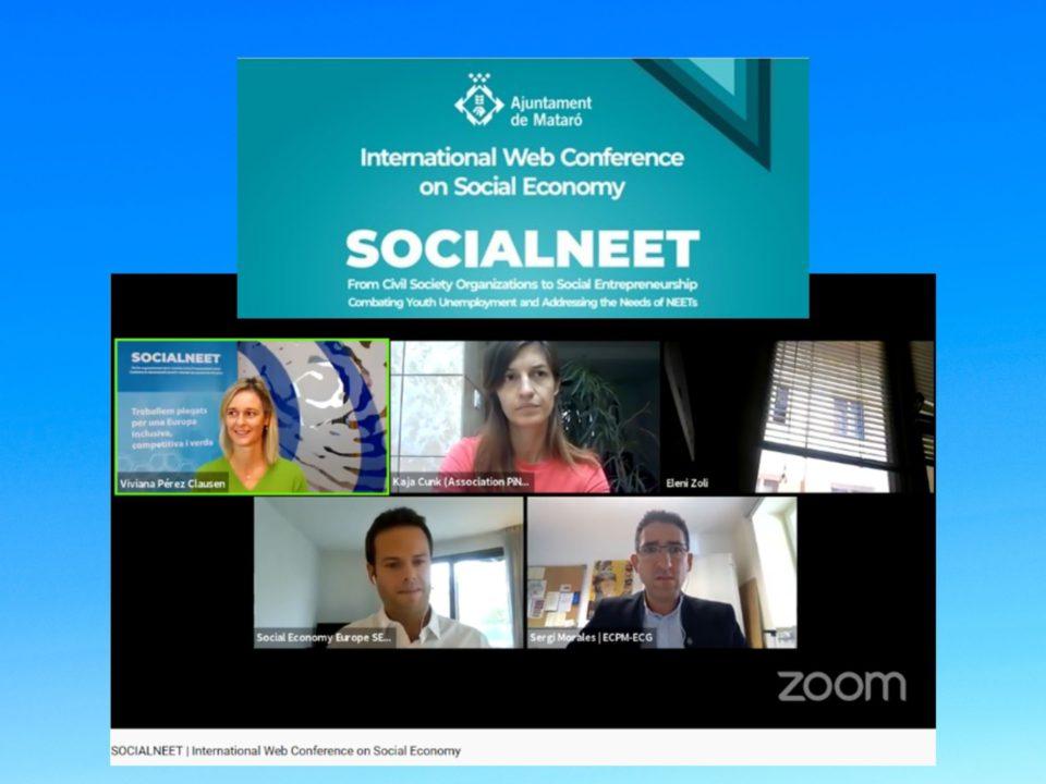 Socialneet international online conference - speakers