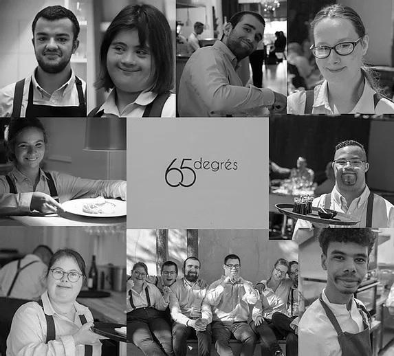 65 degrees - employees