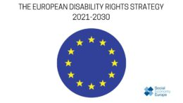 EU Flag disabilities