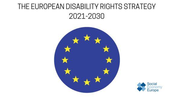 EU Flag disabilities