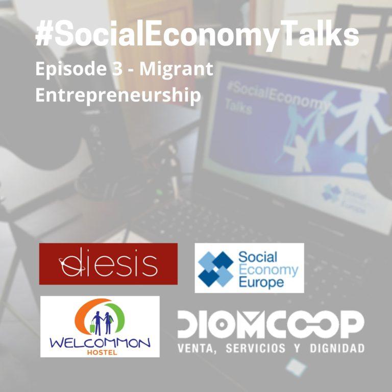 Podcast episode 3 - migration