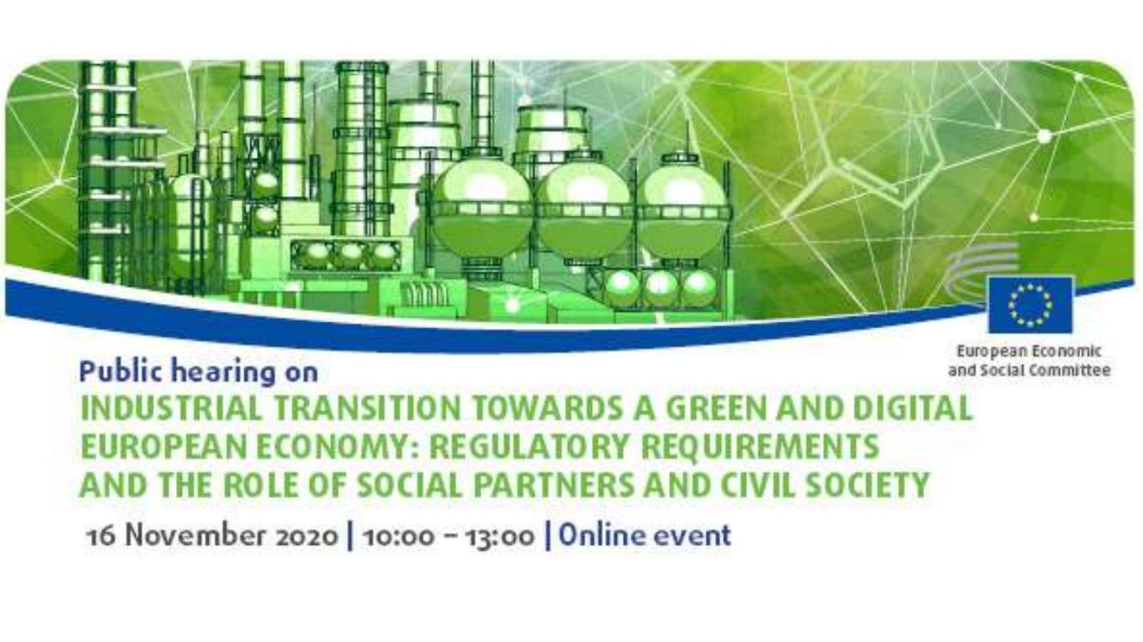 EESC Industrial Transitions event image