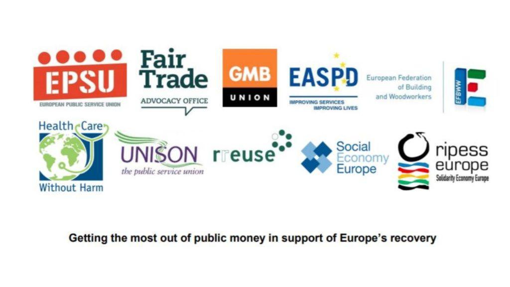 SEE Joint statement on European Council Conclusions on public procurement