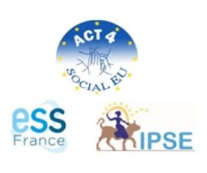 IPSE ,ESS France and Act 4 Social Europe