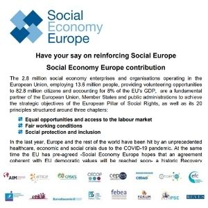 EU Pillar on social rights
