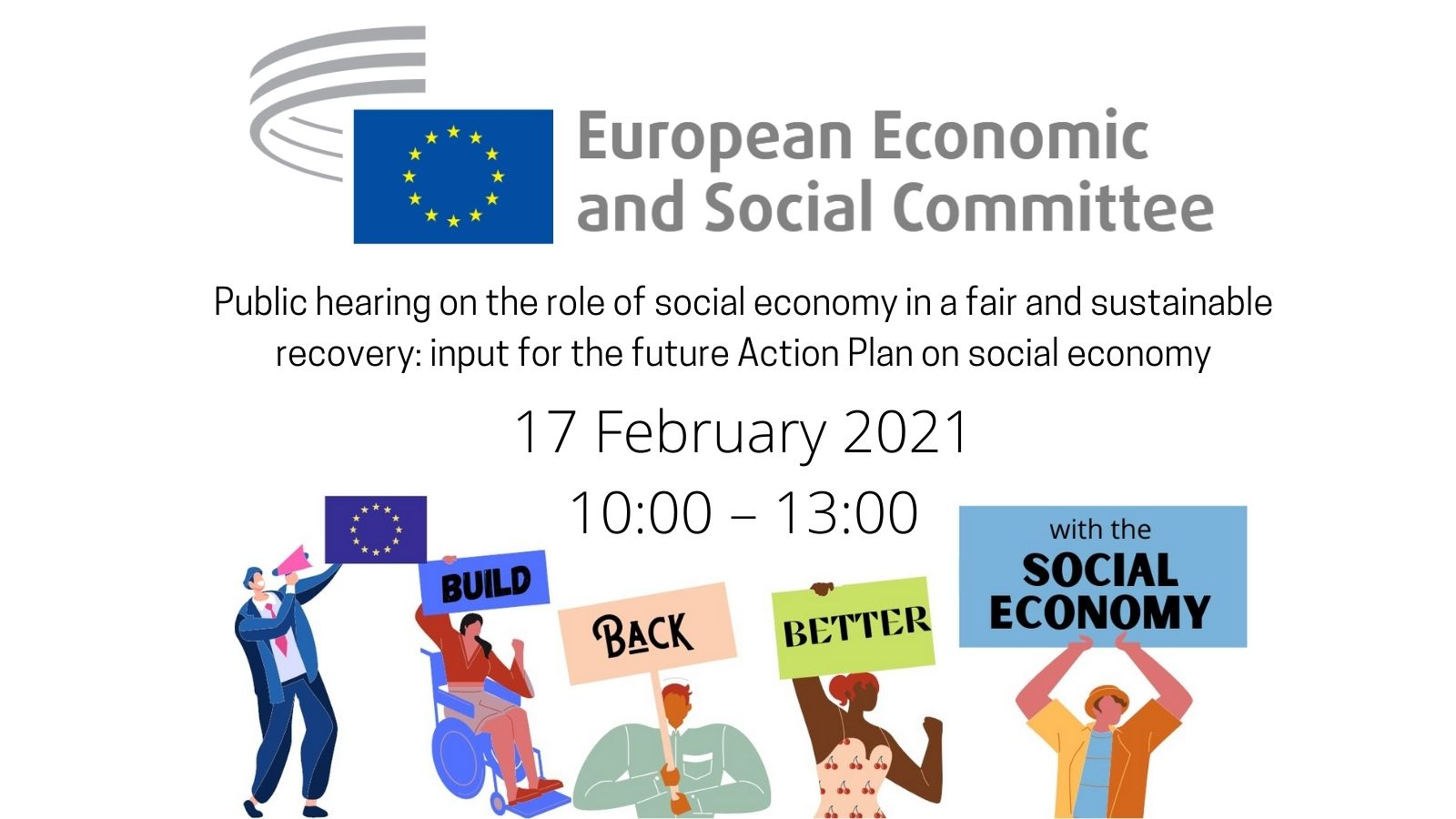 EESC Public Hearing input for the Action Plan