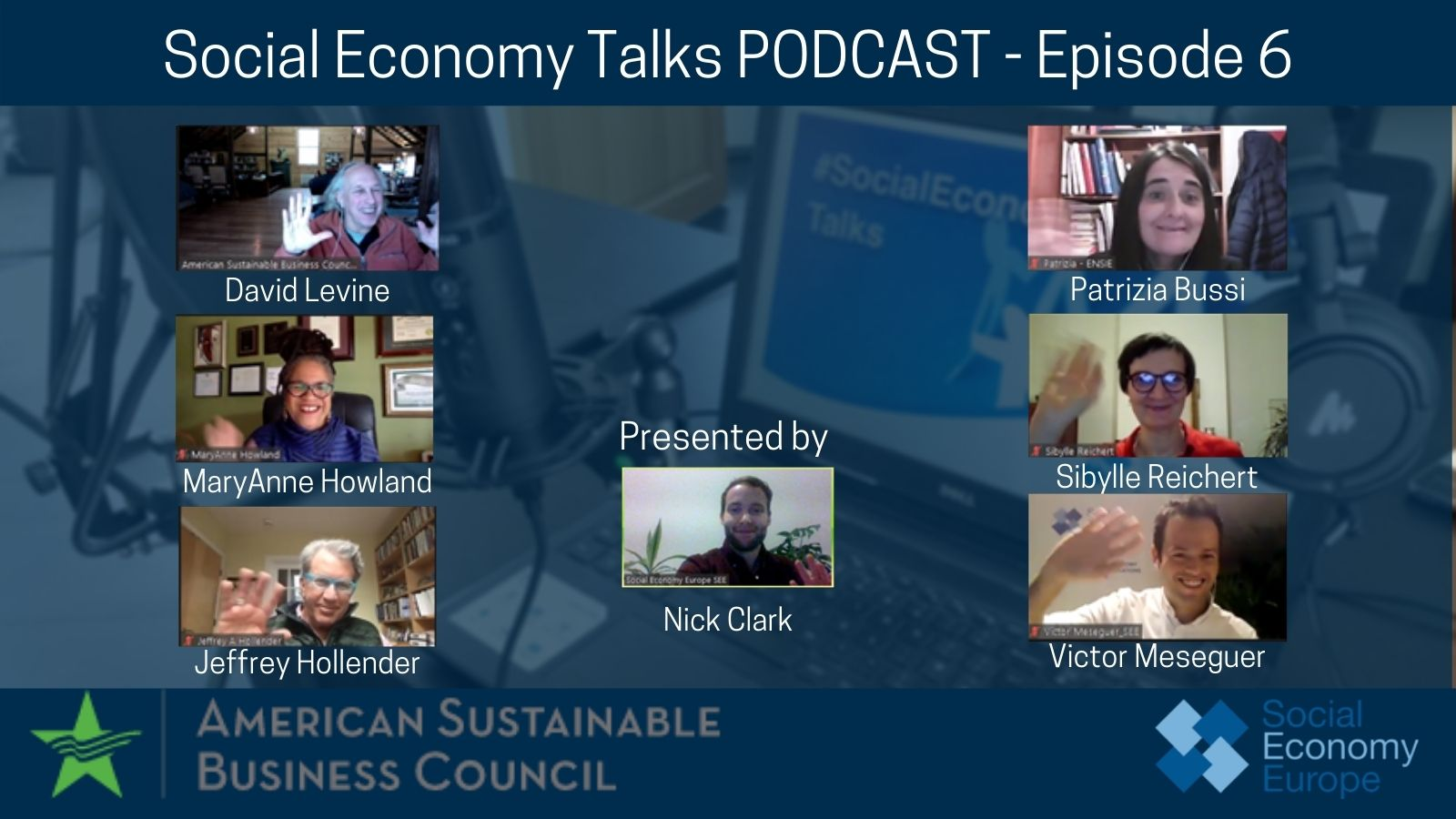 ASBC Podcast Episode 6 USA