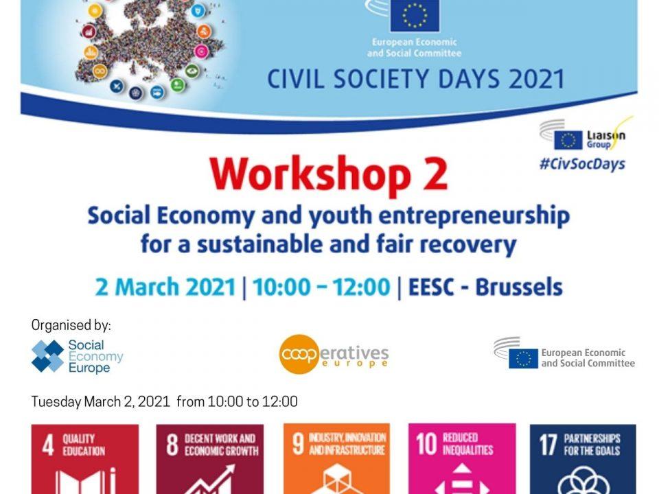 workshop 2 CIVSOCDAYS EESC