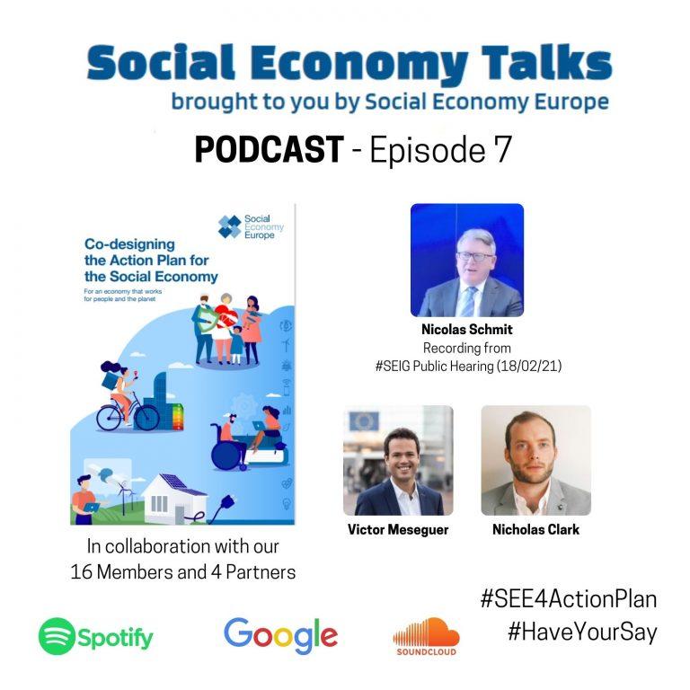 Episode 7 Podcast