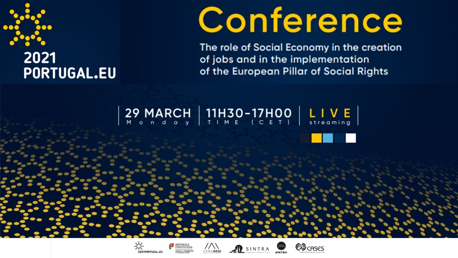 29 March Portugal social economy conference