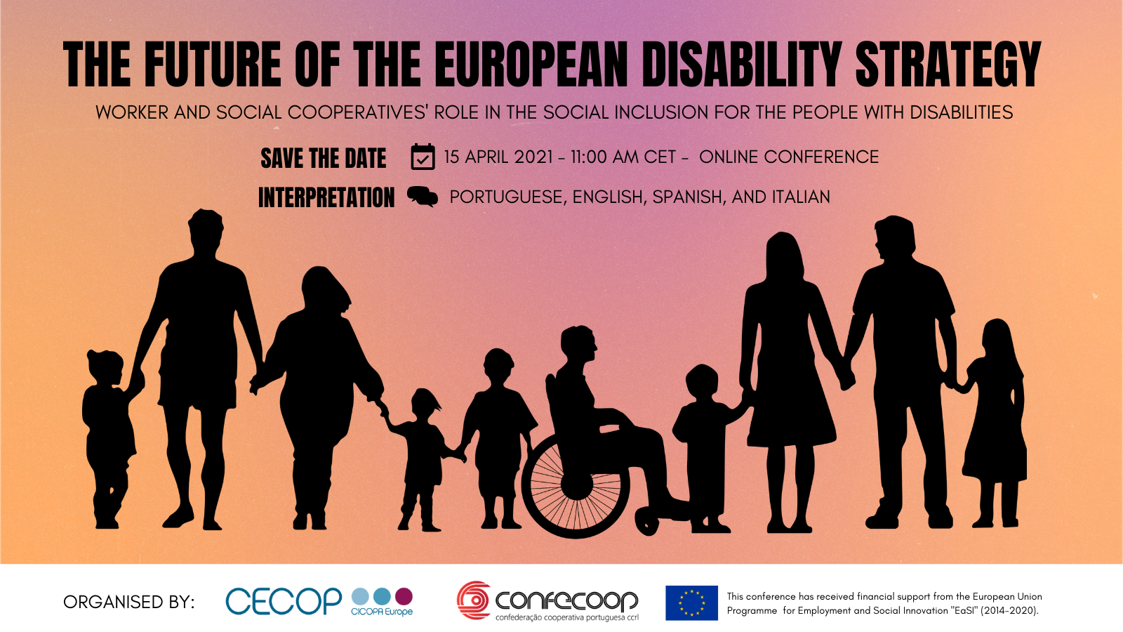 CECOP future of EU disabilities strategy