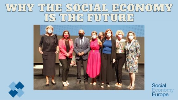 Why the Social Economy is the Future